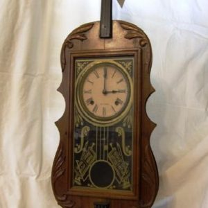 Seth Thomas Violin Clock
